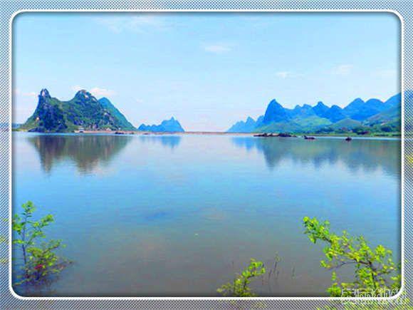 柳州周边游:美不胜收的小山水库