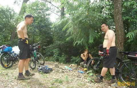暑假骑行阳朔、兴坪第四天