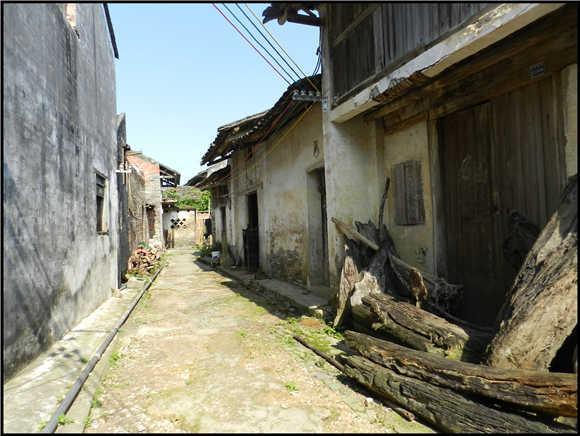 柳州周边:探访古民居之一运江古镇