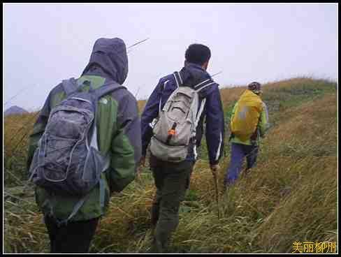 柳州周边游:回忆初探大岩山