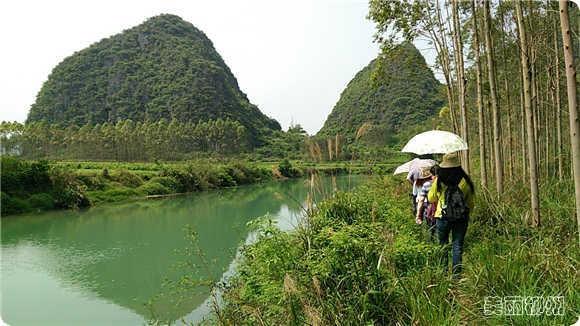 柳州周边游:再徒安东乡