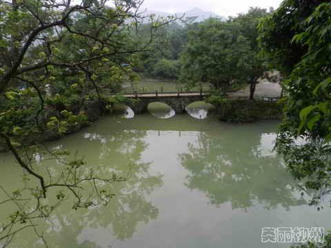 柳州周边游:融安沙子乡石岩屯