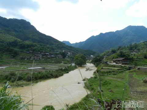 柳州周边游:美丽乡村田头苗寨