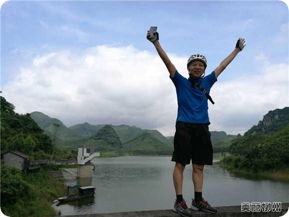 柳州周边游:根林水库骑行记