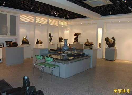 柳州民间博物馆--云波摩尔石艺术馆