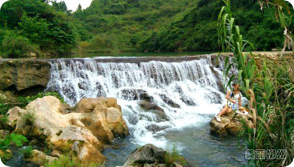 柳州周边游:重游柳版九寨沟