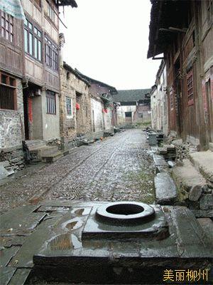 柳州自驾游:从柳州游贵州隆里古城(攻略)