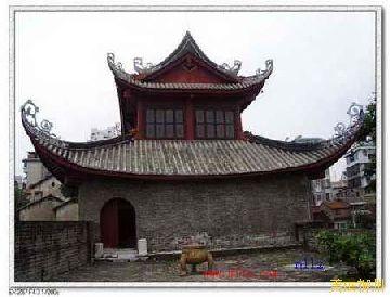 美丽柳州-东门古城楼