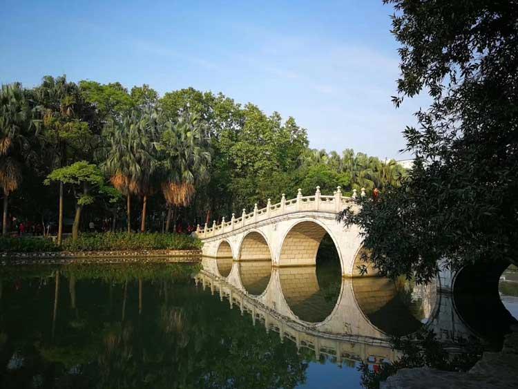美丽柳州  柳侯公园