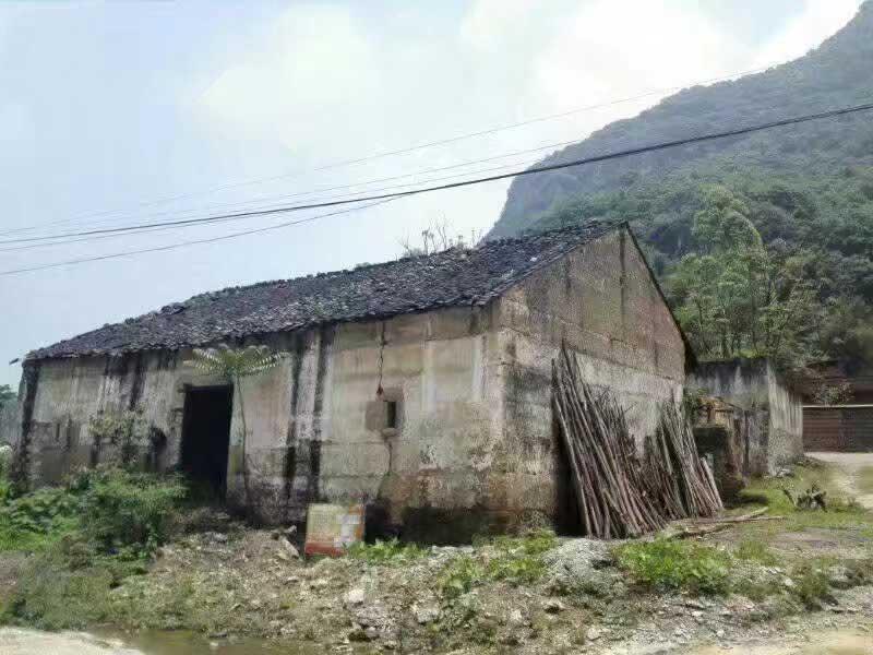 美丽柳州  老村古墙