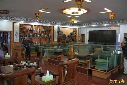 柳州民间博物馆--铜鼓