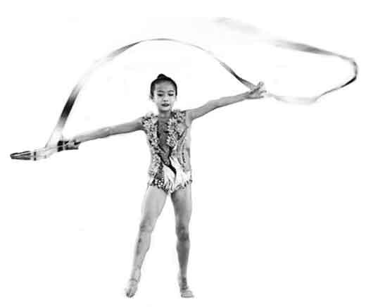 2020年广西少年儿童艺术体操锦标赛 龙城小将勇夺31金